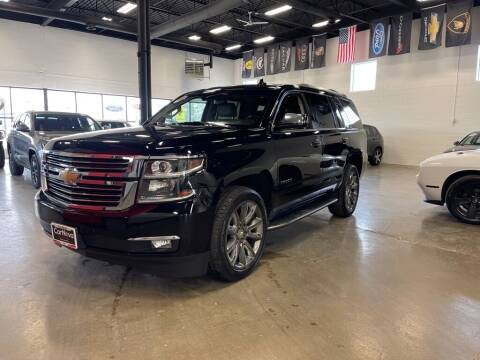 2015 Chevrolet Tahoe for sale at CarNova in Sterling Heights MI