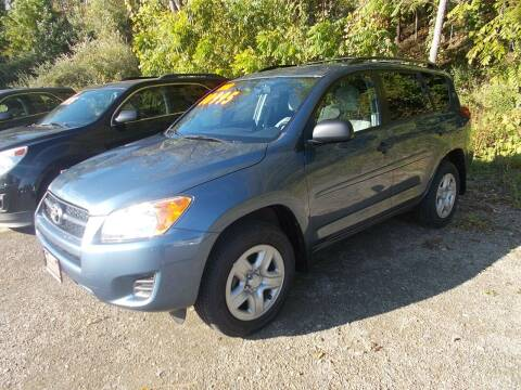 2012 Toyota RAV4 for sale at Dansville Radiator in Dansville NY