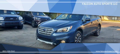 2017 Subaru Outback for sale at Falcon Auto Sports LLC in Murray UT