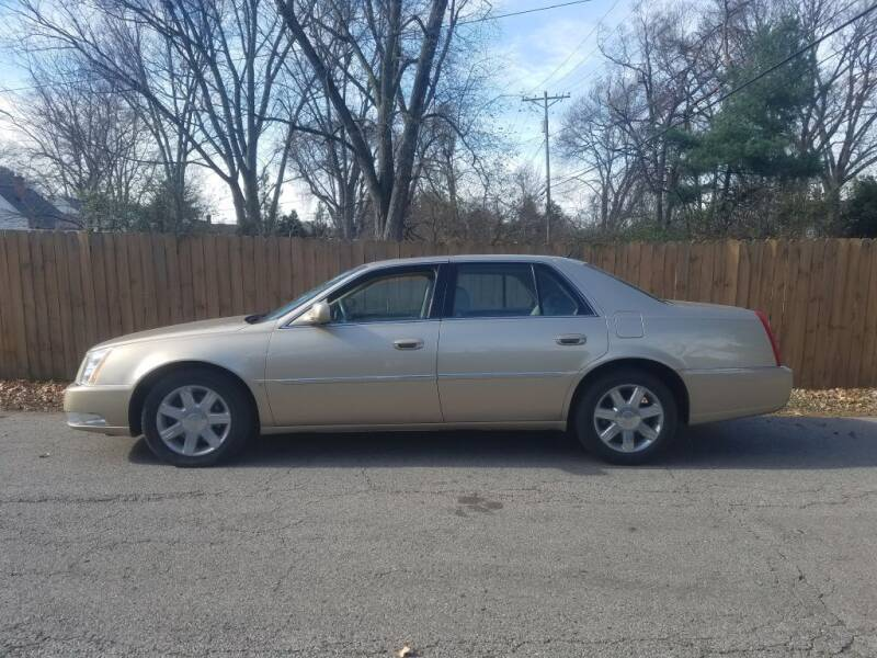 2006 Cadillac DTS for sale at REM Motors in Columbus OH