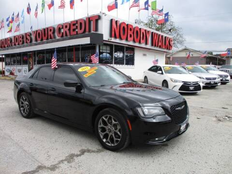 2015 Chrysler 300 for sale at Giant Auto Mart 2 in Houston TX