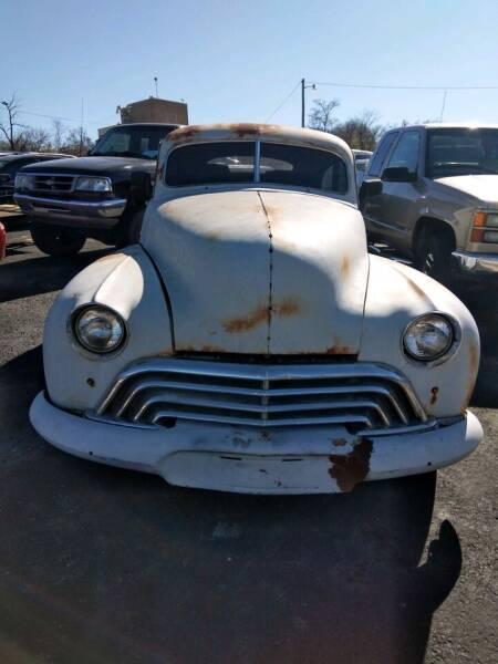 1947 Oldsmobile Tudor for sale at E-Z Pay Used Cars in McAlester OK