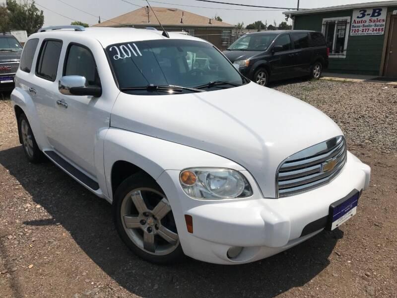 2011 Chevrolet HHR for sale at 3-B Auto Sales in Aurora CO