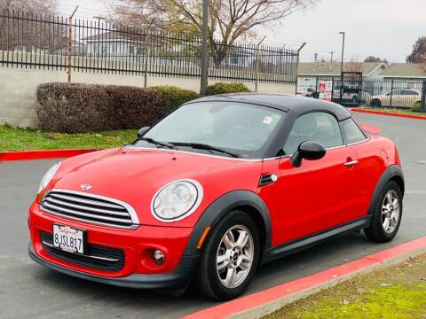 2013 MINI Coupe for sale at United Star Motors in Sacramento CA
