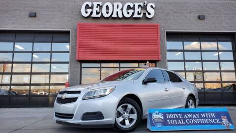 2013 Chevrolet Malibu for sale at George's Used Cars - Pennsylvania & Allen in Brownstown MI