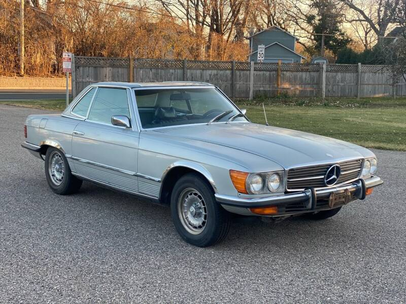 1974 Mercedes-Benz SL-Class for sale at Tonka Auto & Truck in Mound MN