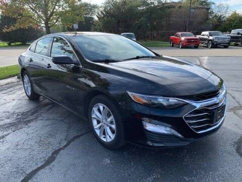 2020 Chevrolet Malibu for sale at Dunn Chevrolet in Oregon OH