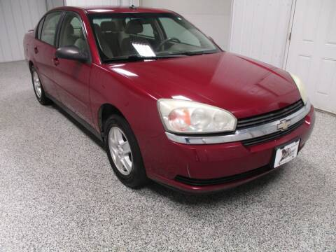 2005 Chevrolet Malibu for sale at LaFleur Auto Sales in North Sioux City SD