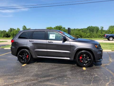 2019 Jeep Grand Cherokee for sale at Fox Valley Motorworks in Lake In The Hills IL