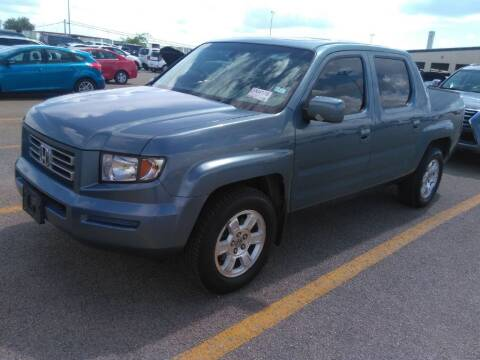2008 Honda Ridgeline for sale at Buy Here Pay Here Lawton.com in Lawton OK