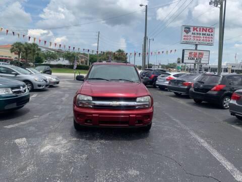 2006 Chevrolet TrailBlazer for sale at King Auto Deals in Longwood FL