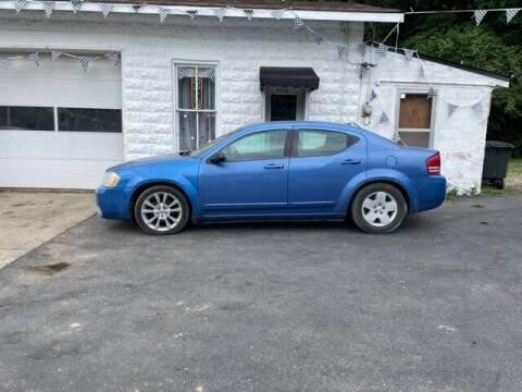 2008 Dodge Avenger for sale at ZHL Motors in House Springs MO