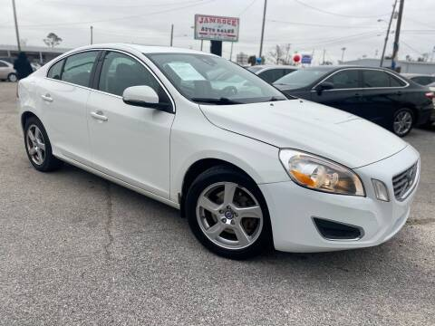 2012 Volvo S60 for sale at Jamrock Auto Sales of Panama City in Panama City FL
