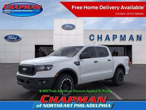 2021 Ford Ranger for sale at CHAPMAN FORD NORTHEAST PHILADELPHIA in Philadelphia PA