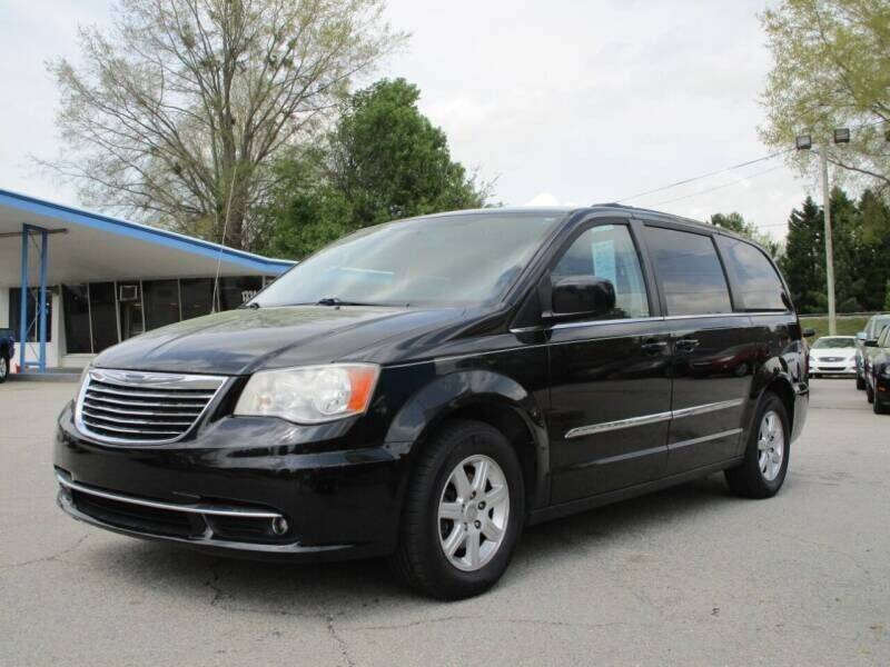 2016 Chrysler Town and Country for sale at GR Motor Company in Garner NC