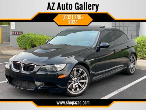 2008 BMW M3 for sale at AZ Auto Gallery in Mesa AZ