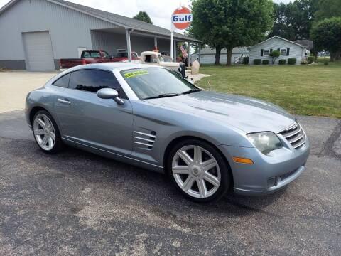 2004 Chrysler Crossfire for sale at CALDERONE CAR & TRUCK in Whiteland IN