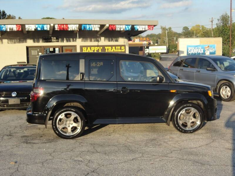 2010 Honda Element for sale at HAPPY TRAILS AUTO SALES LLC in Taylors SC