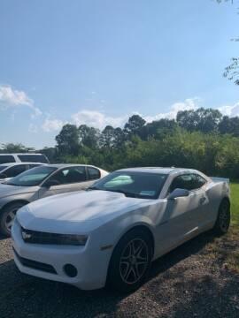 2013 Chevrolet Camaro for sale at Smart Auto Sales of Benton in Benton AR