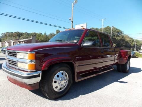 1994 Chevrolet C/K 3500 Series for sale at Deer Park Auto Sales Corp in Newport News VA