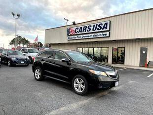 2014 Acura RDX for sale at Cars USA in Virginia Beach VA