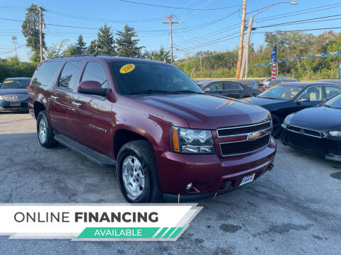 2008 Chevrolet Suburban for sale at I57 Group Auto Sales in Country Club Hills IL