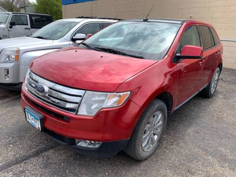 2010 Ford Edge for sale at BEAR CREEK AUTO SALES in Rochester MN