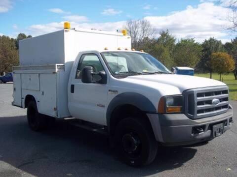 2006 Ford F-450 Super Duty for sale at XLR8 Diesel Trucks in Woodsboro MD