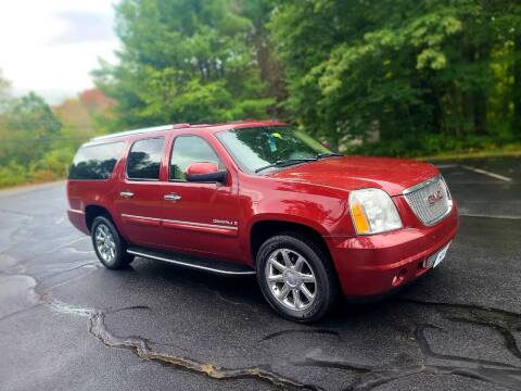 2008 GMC Yukon XL for sale at Flying Wheels in Danville NH