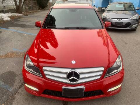 2013 Mercedes-Benz C-Class for sale at DARS AUTO LLC in Schenectady NY