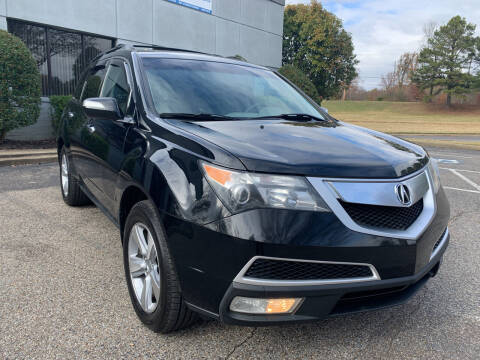 2013 Acura MDX for sale at CarWay in Memphis TN