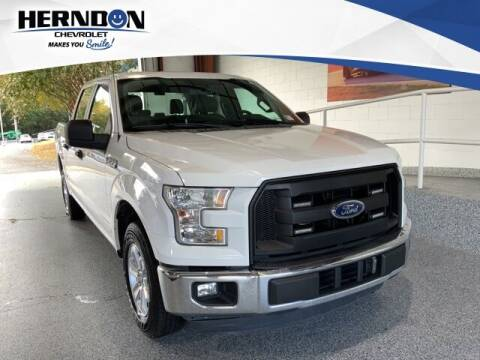 2016 Ford F-150 for sale at Herndon Chevrolet in Lexington SC