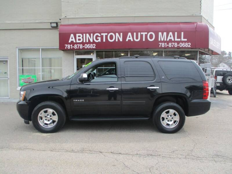2012 Chevrolet Tahoe for sale at Abington Auto Mall LLC in Abington MA
