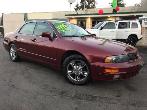 2002 Mitsubishi Diamante for sale at Salem Auto Market in Salem OR