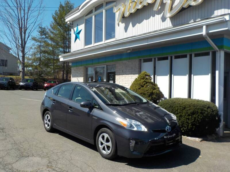 2012 Toyota Prius for sale at Nicky D's in Easthampton MA