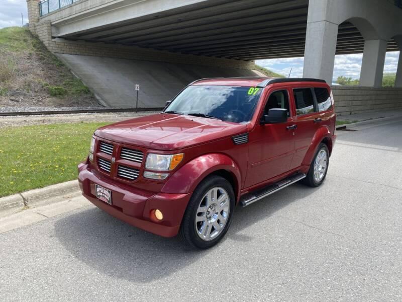 2007 Dodge Nitro for sale at Apple Auto in La Crescent MN