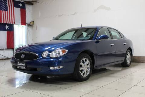 2005 Buick LaCrosse for sale at ROADSTERS AUTO in Houston TX