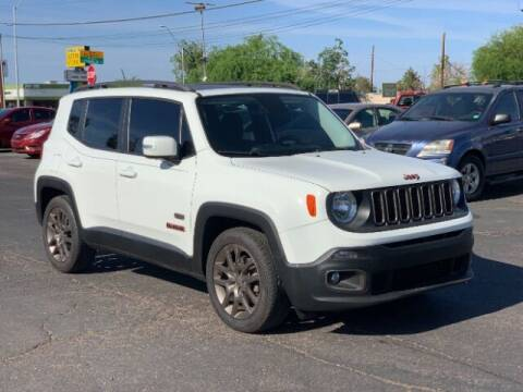 2016 Jeep Renegade for sale at Brown & Brown Wholesale in Mesa AZ