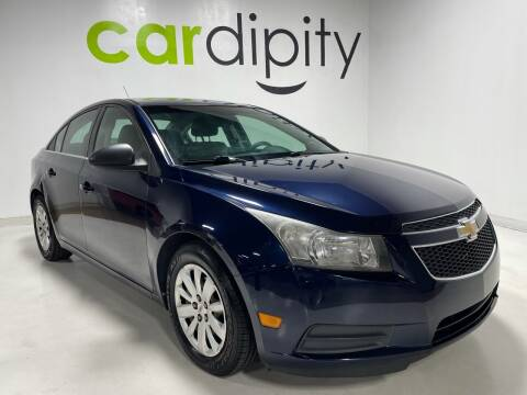 2011 Chevrolet Cruze for sale at Cardipity in Dallas TX