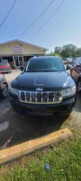 2012 Jeep Grand Cherokee for sale at Chicago Auto Exchange in South Chicago Heights IL