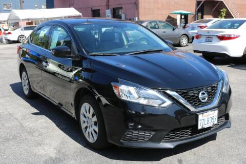 2017 Nissan Sentra for sale at Eden Motor Group in Los Angeles CA