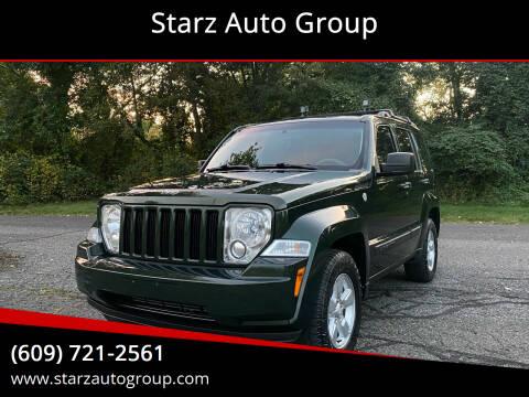 2011 Jeep Liberty for sale at Starz Auto Group in Delran NJ