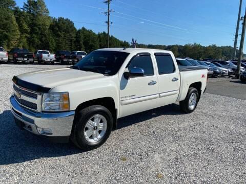 2013 Chevrolet Silverado 1500 for sale at Billy Ballew Motorsports in Dawsonville GA