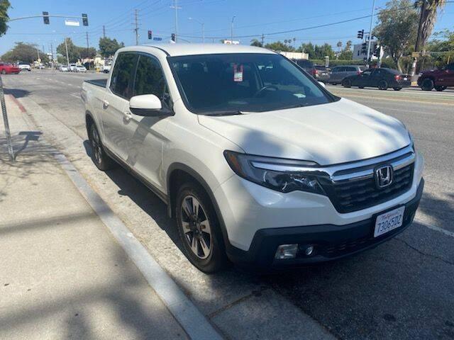 2017 Honda Ridgeline for sale at Auto Facil Club in Orange CA