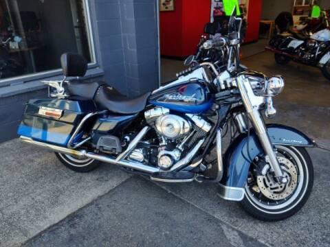 2004 Harley-Davidson FLHR for sale at Goodfella's  Motor Company in Tacoma WA