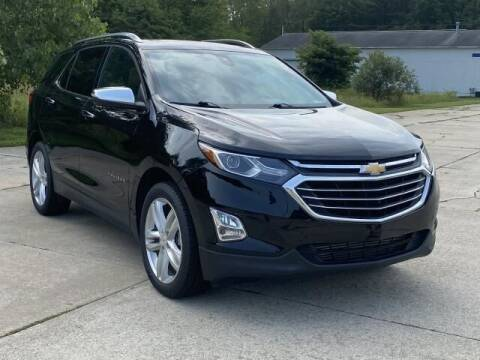 2018 Chevrolet Equinox for sale at Betten Baker Preowned Center in Twin Lake MI