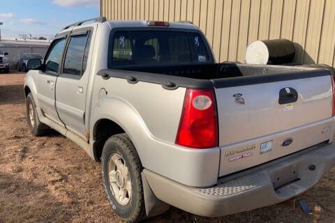 2002 Ford Explorer Sport Trac for sale at Cannon Falls Auto Sales in Cannon Falls MN