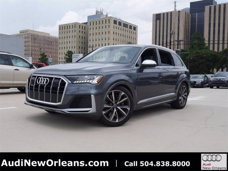 2021 Audi SQ7 for sale in Metairie, LA
