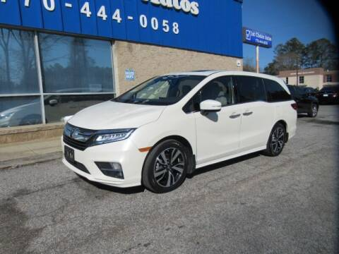 2018 Honda Odyssey for sale at 1st Choice Autos in Smyrna GA
