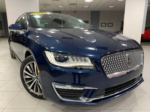 2017 Lincoln MKZ for sale at Auto Mall of Springfield in Springfield IL